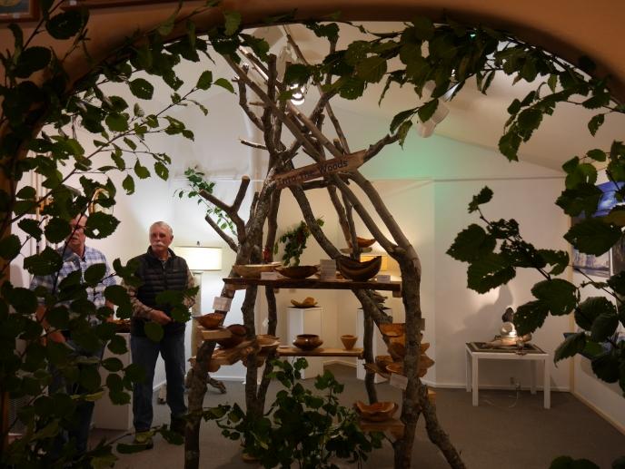 Ptarmigan Arts Back Room Gallery