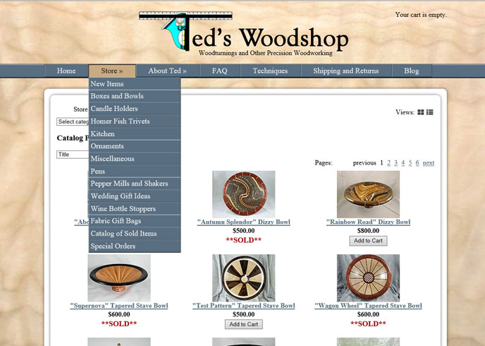 Practical Holiday Gifts Ted's Woodshop