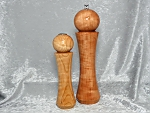 Cherry Pepper Mill and Salt Shaker
