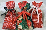 Three Gift Card Bags