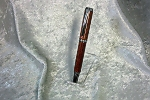 Mahogany Rollerball Pen