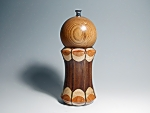 Segmented Stave Pepper Mill