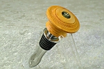 Alaska Yellow Cedar Bottle Stopper