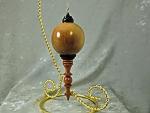 Turned Kauri Ornament