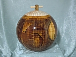 Maple Stave Bowl
