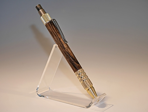 Spalted Maple Duraclick Pen