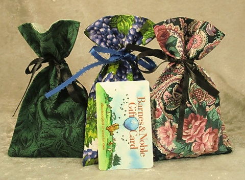 Re-Usable Fabric Bags