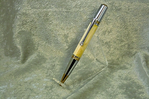 Alaska Moose Twist Pen