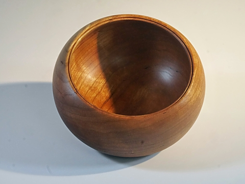 Solid Cherry Bowl