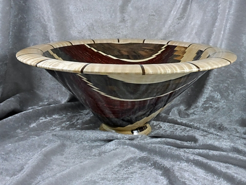 SpectraPly Dizzy Bowl with Segmented Rim