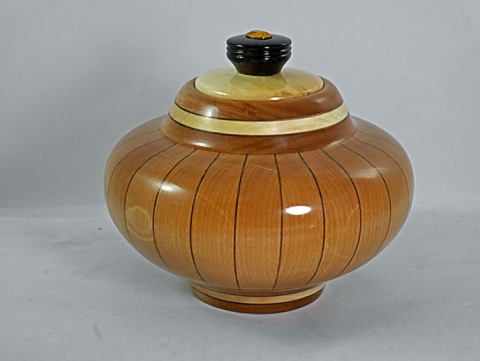 Alder and Cottonwood Custom Pet Urn