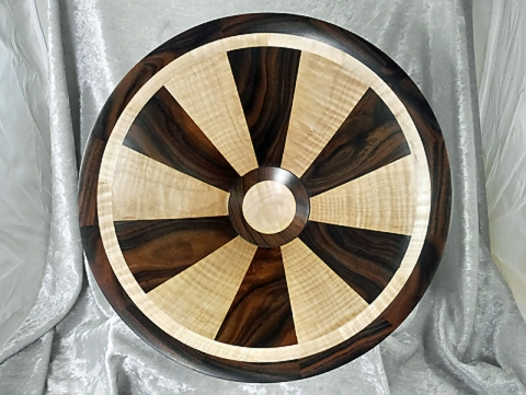 Tapered Stave Bowl