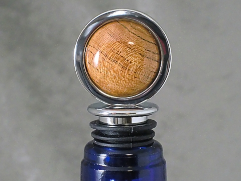 Low Profile Bottle Stopper